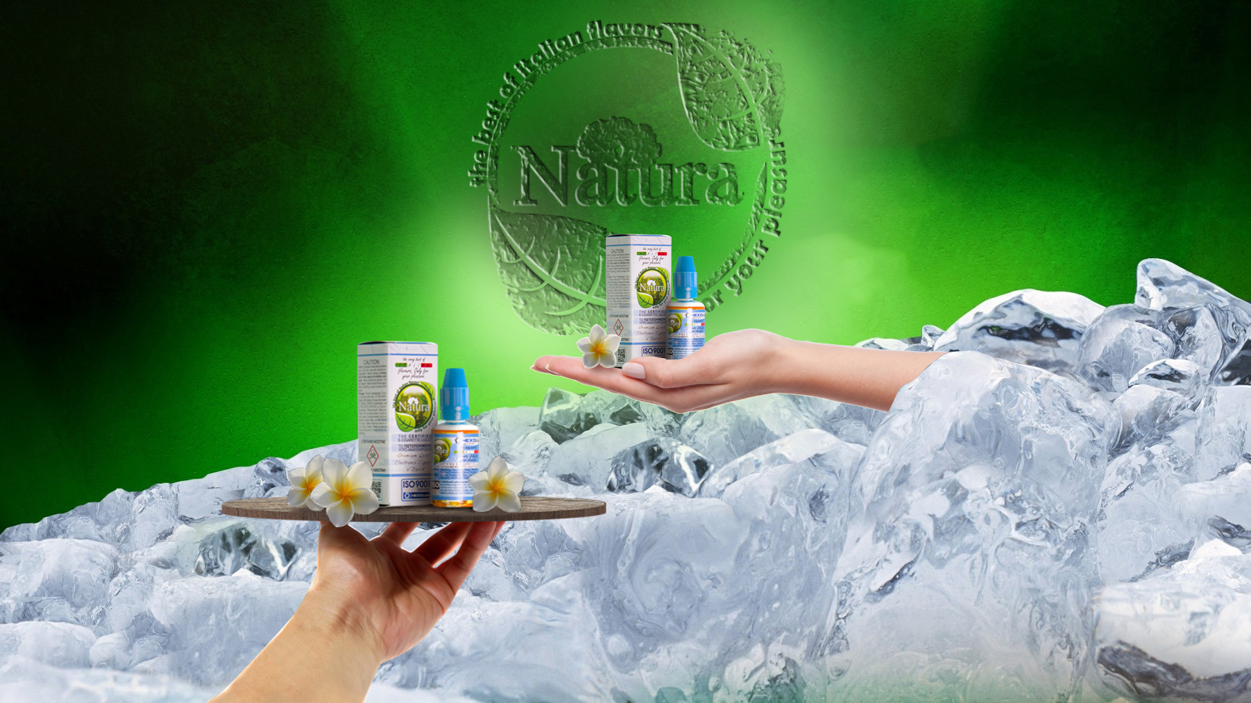 Natura Likit - Doğadan Gelen Lezzet