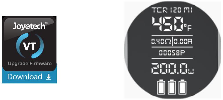 Joyetech Cuboid 200 mod batarya
